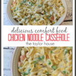 Chicken Noodle Casserole The Perfect Comfort Food – Page …