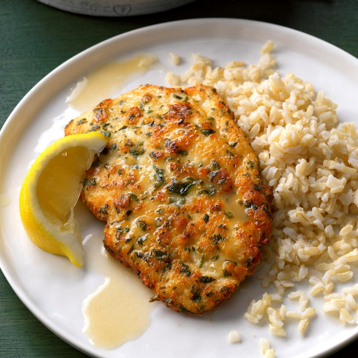 Chicken Piccata With Lemon Sauce Recipe | Taste Of Home