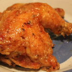 Chicken Quarters With Roasted Garlic Sauce – Fresh Easy …