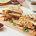 Chicken Quesadillas Recipe — Dishmaps
