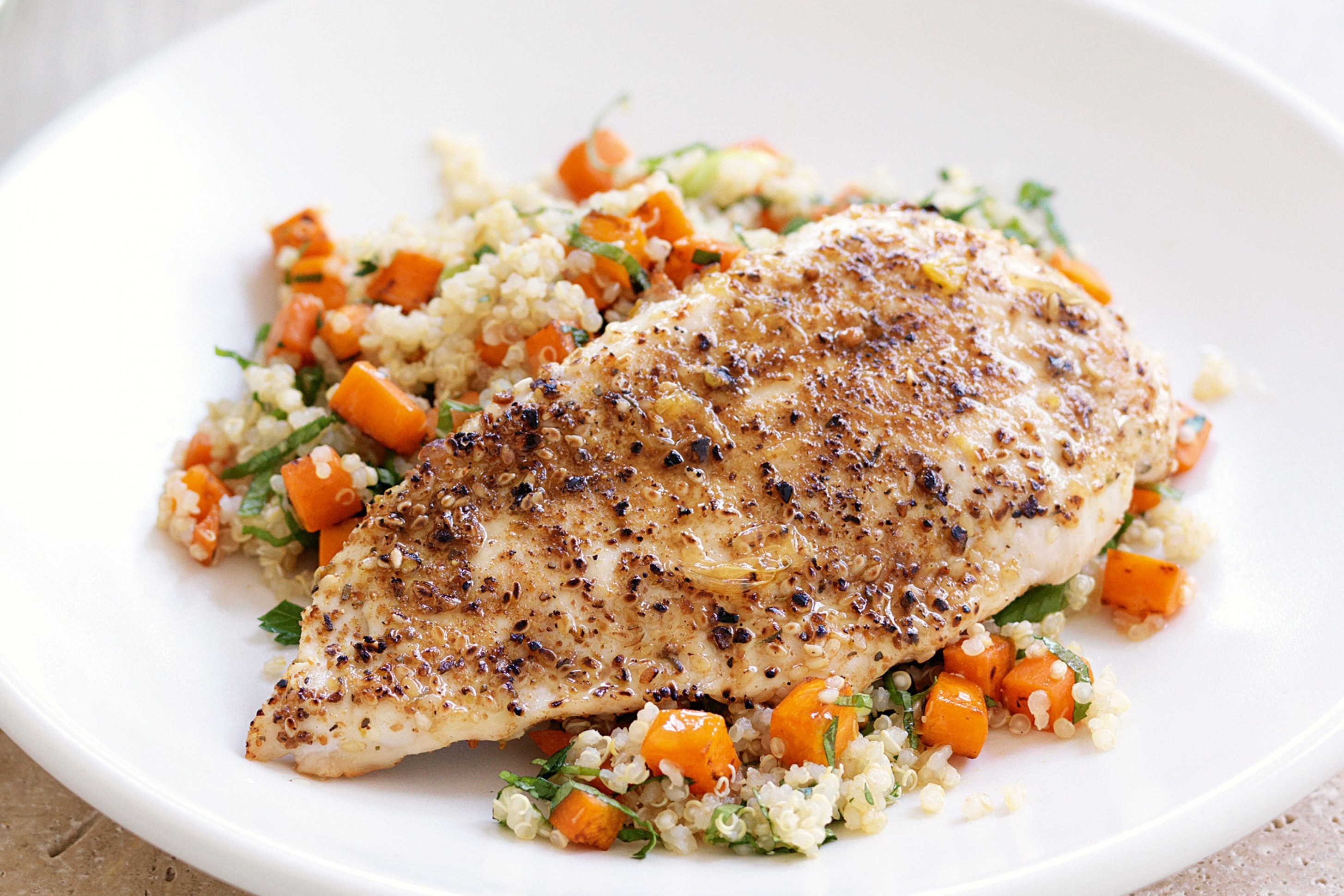 chicken quinoa salad recipes