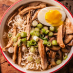 Chicken Ramen Recipe — Dishmaps