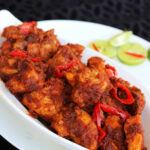 CHICKEN RECIPES - GINGER CHICKEN DRY