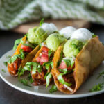 Chicken Tacos Recipe — Dishmaps