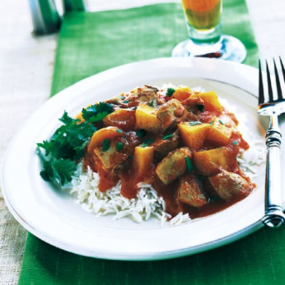 Chicken Vindaloo recipe | Epicurious