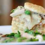 Chicken Vol Au Vents | Get In My Belly | Vol Au Vent …