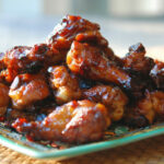Chicken Wings With Oyster Sauce Recipe