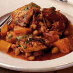 Chicken With Pumpkin & Chickpeas Recipe | BBC Good Food