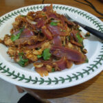 Chicken With Tomatoes And Coriander