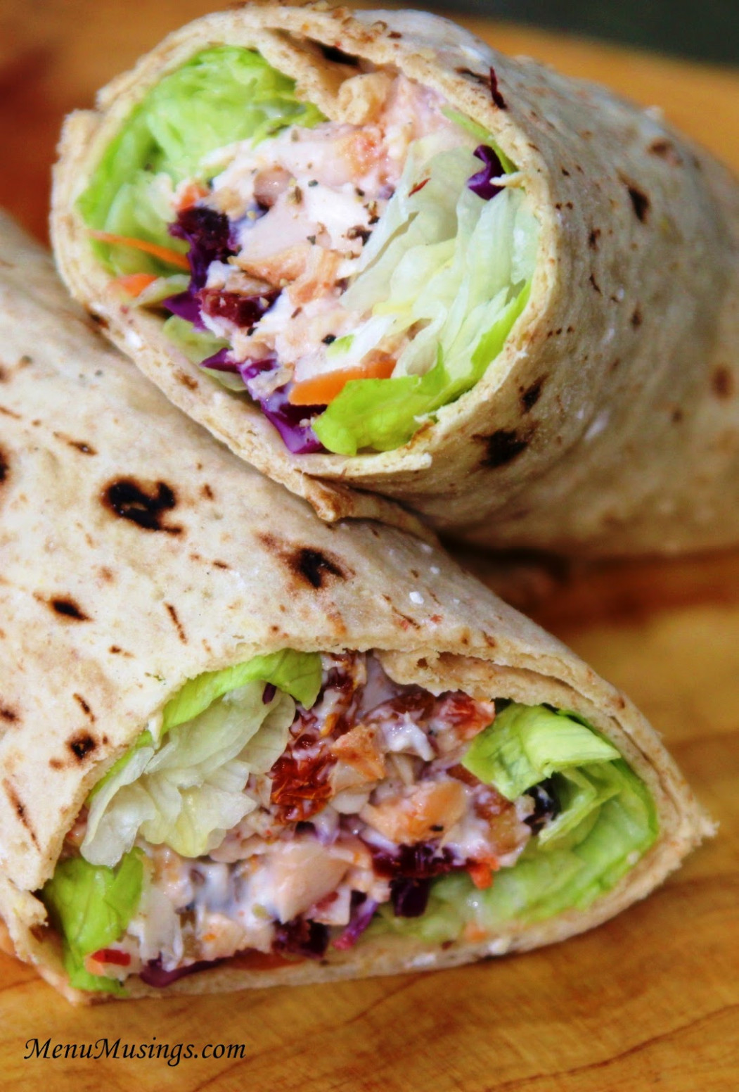 Chicken Wraps Recipes — Dishmaps