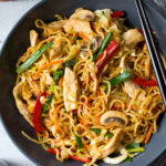 Chicken Yakisoba Recipe Cooking Light