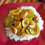 Chicken Zucchini Squash Recipes