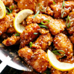 Chinese Lemon Chicken – Cafe Delites – Chow Hub