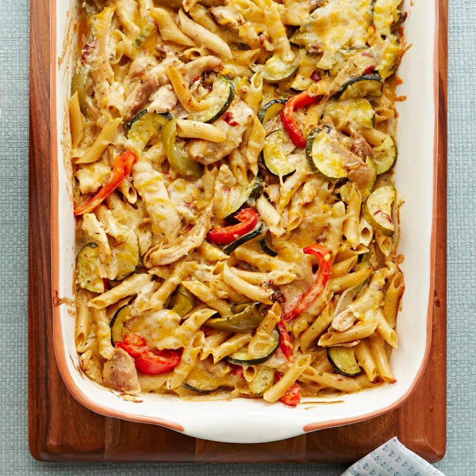 Chipotle Ranch Chicken Casserole Recipe - EatingWell