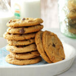 Chippy Peanut Butter Cookies Recipe | Taste Of Home