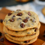 Chocolate Chip Banana Cookies – Mom On Timeout