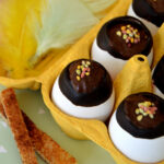Chocolate Mousse Filled Easter Eggs And Cinnamon Fingers …