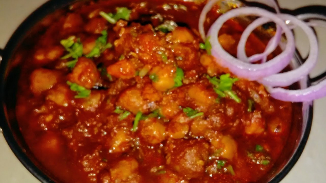 हलवाई स्टाइल छोले -Chole Recipe-Chole Recipe In Hindi ...