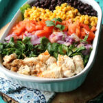 Chopped Chicken Chipotle Salad – A Healthy Dinner Recipe