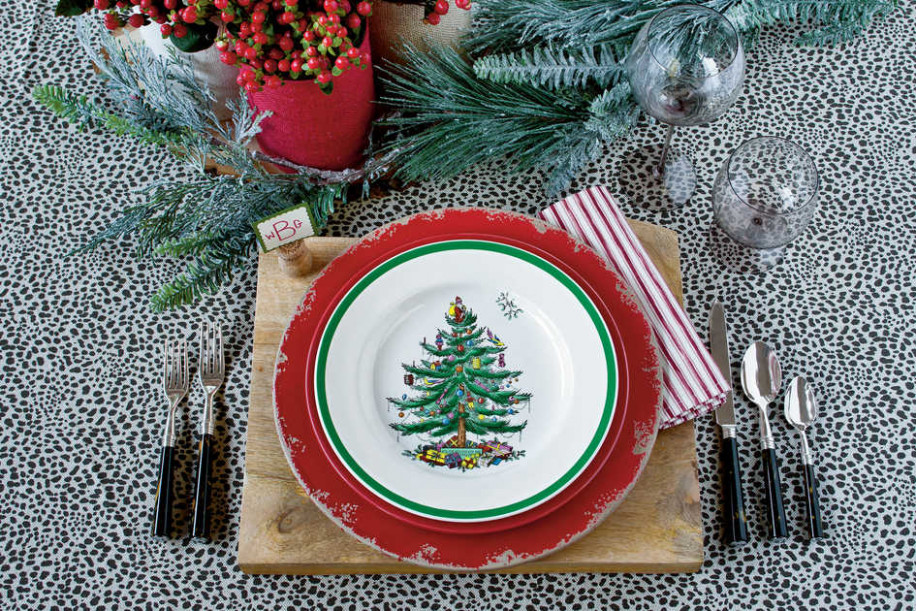 Christmas And Holiday Decorating Ideas: Table Settings …
