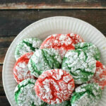 Christmas Crinkle Cool Whip Cookies Are A Blast To Make …