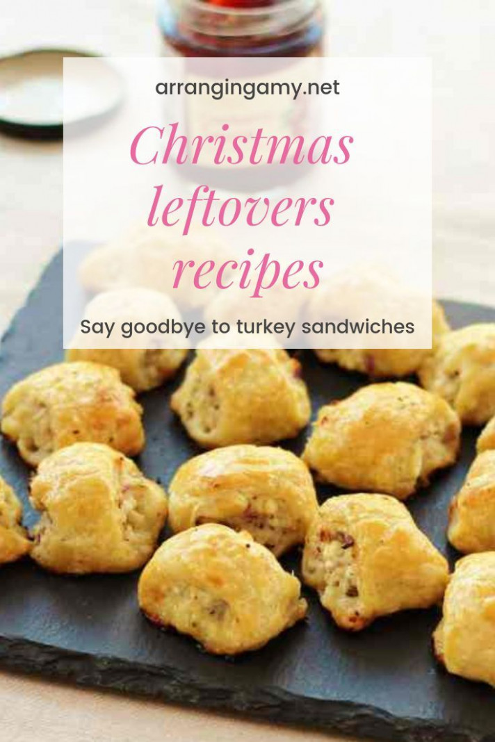 Christmas Leftovers - recipes for zero waste | Main Course ...