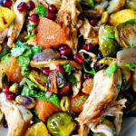 Cinnamon Star Anise Citrus Roasted Chicken Salad – Kevin …