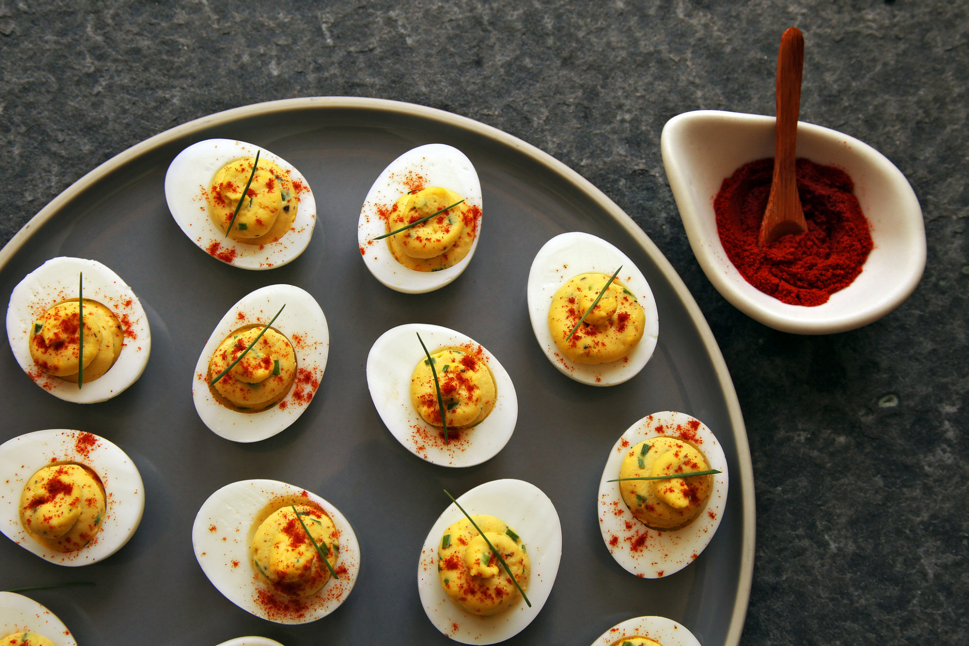 Classic Deviled Eggs Recipe - NYT Cooking