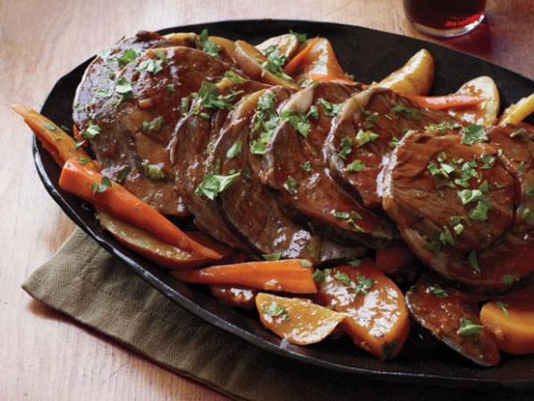 Classic Pot Roast Recipe | Food Network Kitchen | Food Network