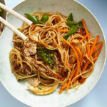 Classic Sesame Noodles With Chicken Recipe – EatingWell