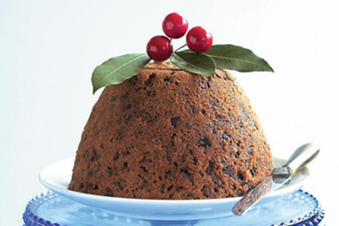 Classic steamed Christmas pudding – Recipes – Bite