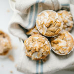 Clean Banana Muffin Recipe | Monika Hibbs, a lifestyle blog