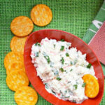 Cold Crab Dip To Make Ahead | Teaspoon Of Goodness