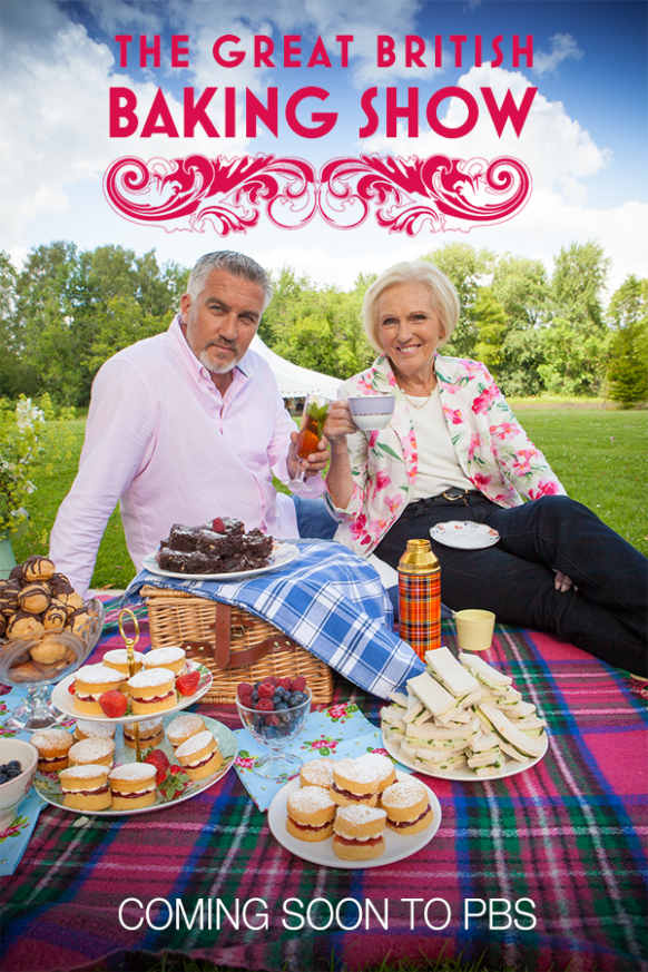Coming Soon: The Great British Baking Show | PBS Food