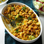 Contest Winning Broccoli Chicken Casserole