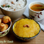 COOKING FOR GUESTS #7 – SOUTH INDIAN TIFFIN   SNACK MENU …