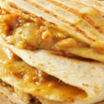 Copycat Taco Bell Chicken Quesadillas | KitchMe