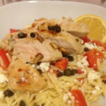 Copycat zoes kitchen-chicken amd orzo | Recipes | Pinterest
