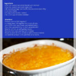 Corn Casserole With Jiffy Mix | Recipes | Pinterest | The …