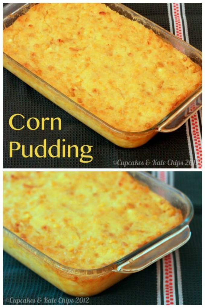 Corn Pudding - a family favorite side dish for Christmas ...