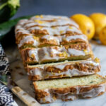 Courgette Cake With Lemon Drizzle « Veggie Desserts