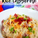 Crack Chicken And Rice Casserole - My Crazy Good Life