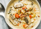 Crack Chicken wild Rice Soup Recipe with Mushroom and ...