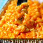 Cracker Barrel Macaroni And Cheese | Recipe | Cyber Monday …