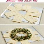Cranberry Turkey Crescent Ring | Recipe | Thanksgiving …