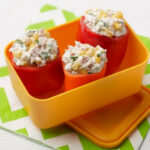 Cream Cheese And Ham Stuffed Peppers Recipe | Food Network …