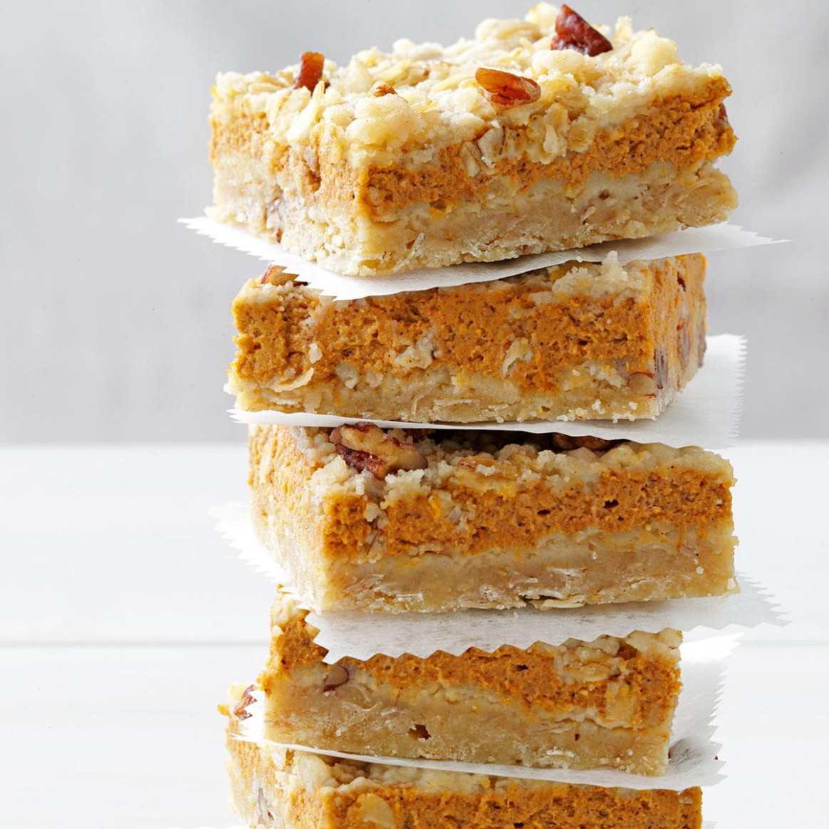 Cream Cheese Pumpkin Bars Recipe | Taste of Home