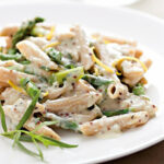 Creamy Asparagus Pasta Recipe – EatingWell