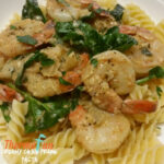 Creamy Cajun Prawn Pasta – Week 3, 2016 | ThermoFun …