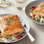 Creamy Chicken And Bacon Recipe With Herbed Puff Pastry …